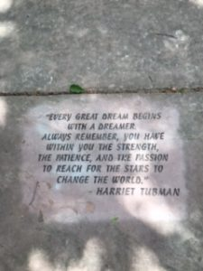 Avery park tubman